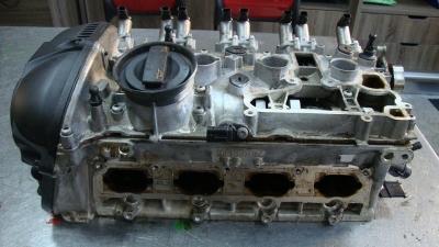 Audi A4 2.0 TFSI 06H103373J Silindir Kapağı