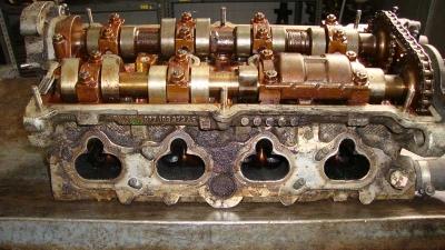 Audi A6 Silindir Kapağı 077103373AE 4.2 V8