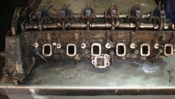 Bmw 530D Silindir Kapağı 7792753.9