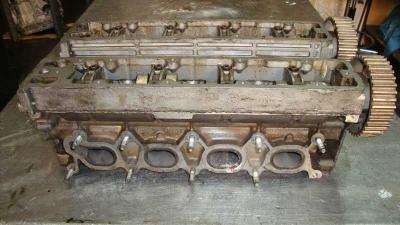 Citroen 9633680610 Silindir Kapağı
