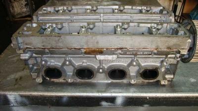 Citroen C5 Silindir Kapağı 9650352580