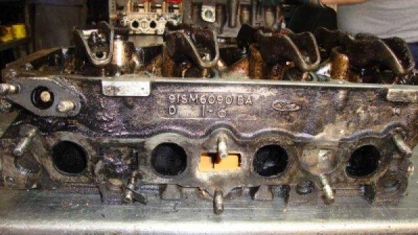 Ford Escort 1.6 Silindir Kapağı 91SM6090BA