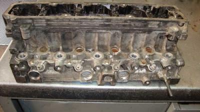 Citroen Jumpy 2.0 HDI Silindir Kapağı 9634963010
