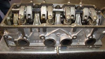 Renault Twingo Silindir Kapağı D7F 1.2