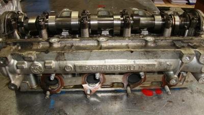 Renault Kango K9K Silindir Kapağı 949716