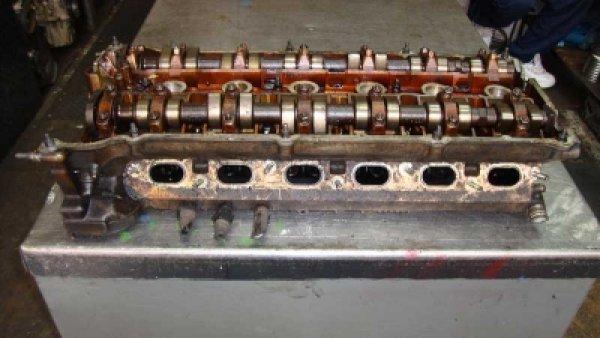 Bmw 520İ Silindir Kapağı 1720840