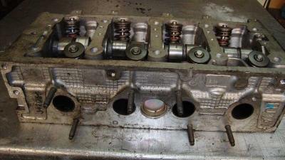 Citroen C2 Silindir Kapağı 9654774580
