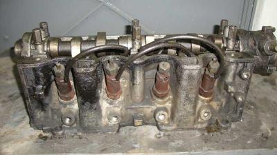 Citroen C4 1.4 Silindir Kapağı 9603887610
