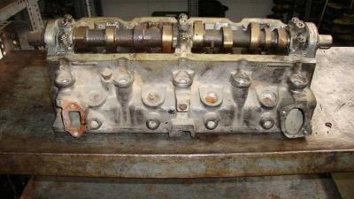 Citroen XUD9 Silindir Kapağı