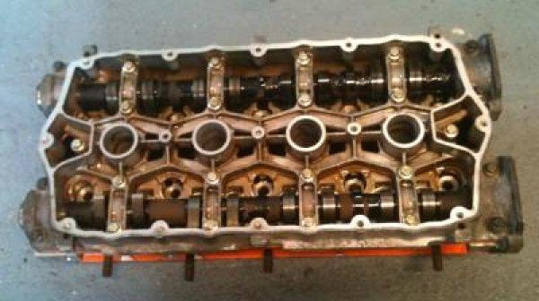 Rover 416 Silindir Kapağı Çıkma
