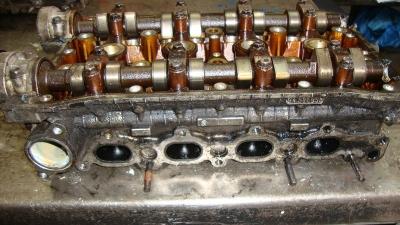Chevrolet Aveo Silindir Kapağı 94581958