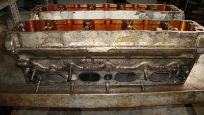 Citroen 9619060710 XU7J Silindir Kapağı