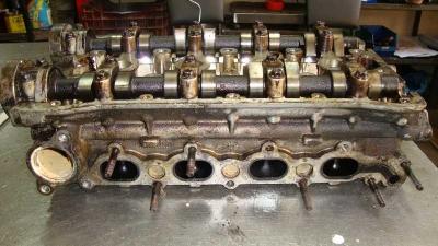 Daewoo Nubira Silindir Kapağı 96352934