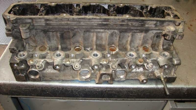 Fiat Scudo Çıkma Silindir Kapağı 9634963010
