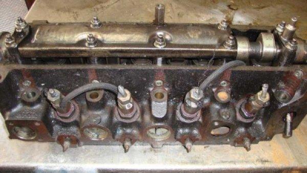 Ford C-Max Silindir Kapağı Çıkma