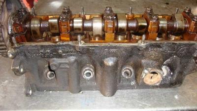 Volkswagen Sharan Silindir Kapağı 048103373