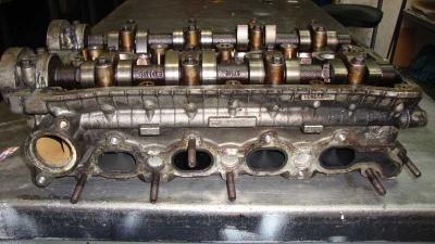 Chevrolet Tacuma Silindir Kapağı 96184751