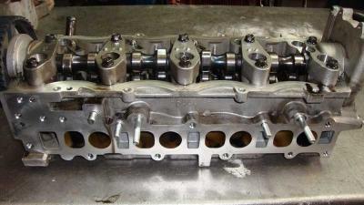 Chevrolet Captiva Silindir Kapağı 96440132