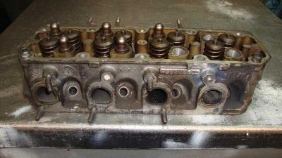 Chevrolet Kalos Silindir Kapağı 96338002