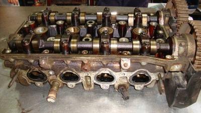 Chevrolet Lacetti F16D3 Silindir Kapağı