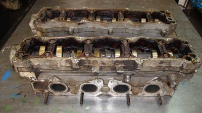 Citroen 9621734610 Silindir Kapağı
