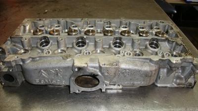 Citroen C4 DV4 Silindir Kapağı 9684487210
