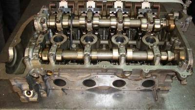 Citroen C4 Silindir Kapağı 753354980