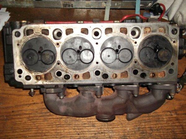 Ford Connect Silindir Kapağı 6G9Q6090