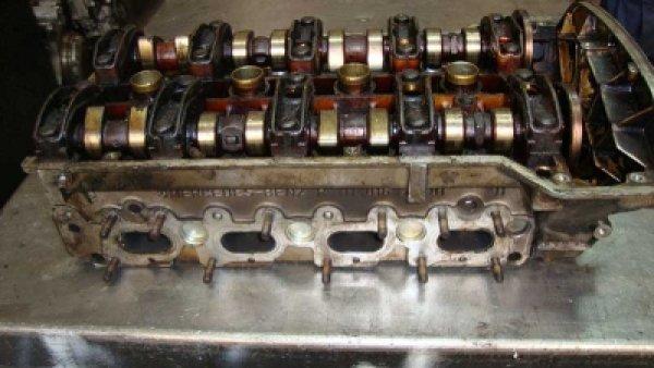 Mercedes C200 Silindir Kapağı 1110162101