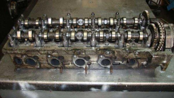 Mercedes Sprinter Silindir Kapağı 612016