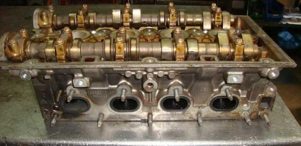 Opel Astra H Silindir Kapağı 24461591